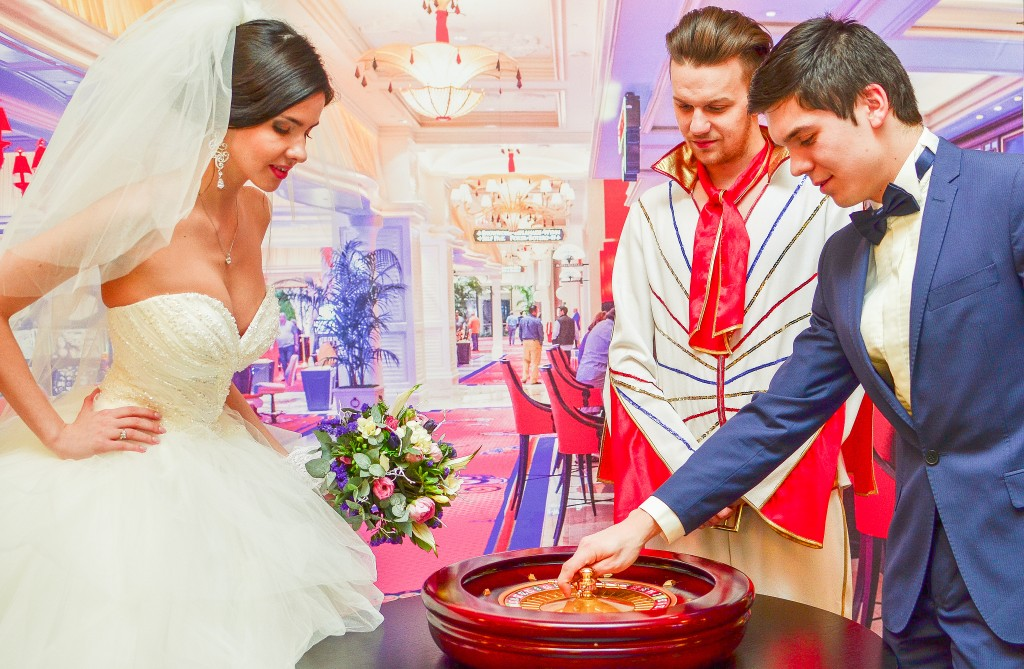 Свадебный банкет в Korston Club Hotel