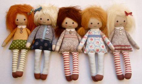 куклы-из-ткани-своими-руками