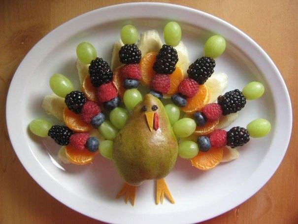 фруктовые комбинации