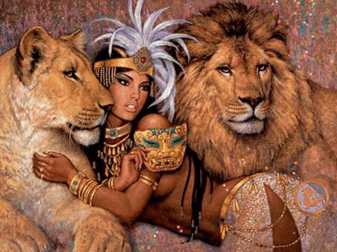 Лев – эстетическая натура