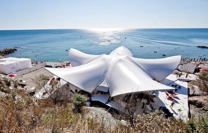 Многообразие шатров для свадьбы