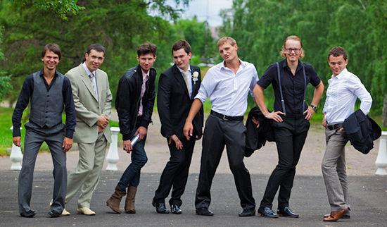 В чем идти к друзьям на свадьбу