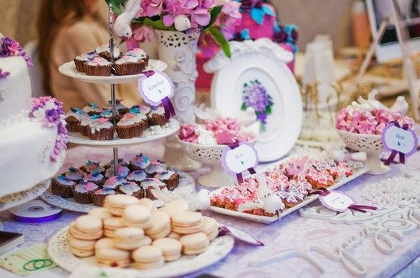 много пироженок