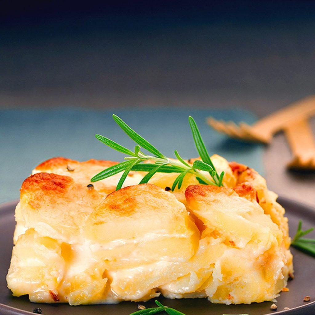 картофель гратен дофинуа