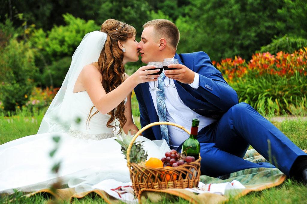 Для свадебной прогулки