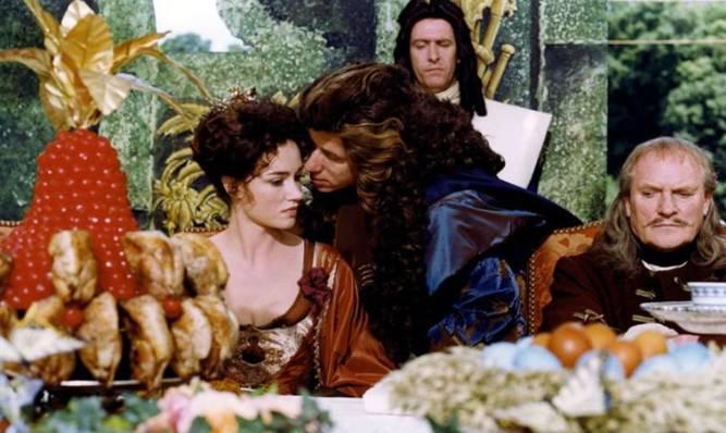 фуршет во времена правления Людовика XIV