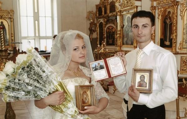 какую икону дарят на свадьбу