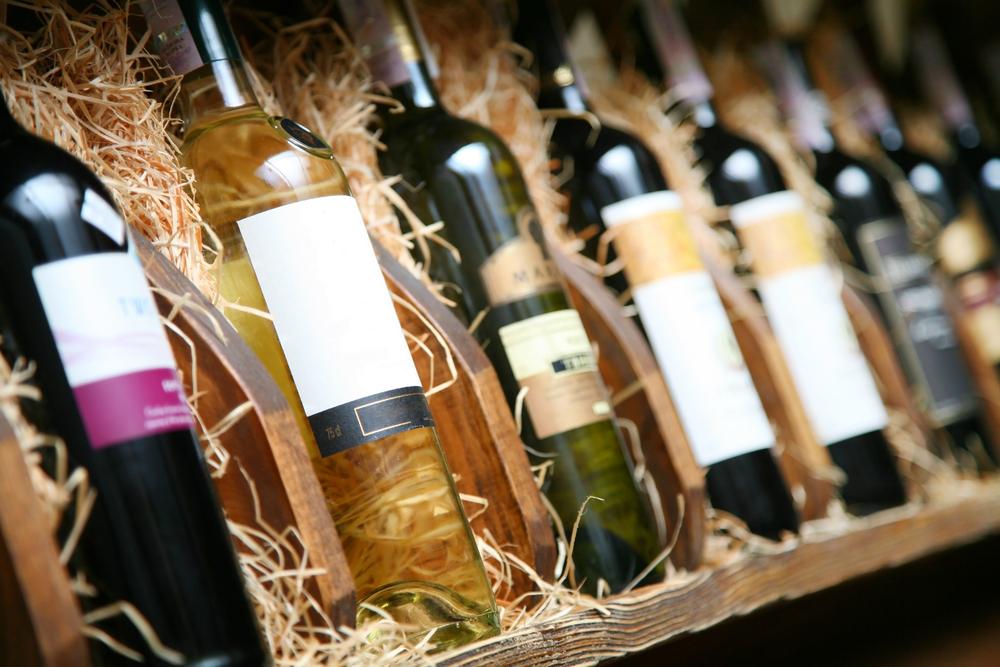 Вино в подарок