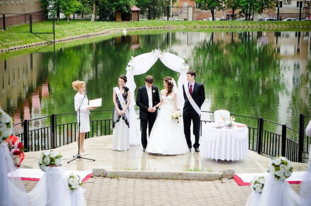 Атрибуты для церемонии