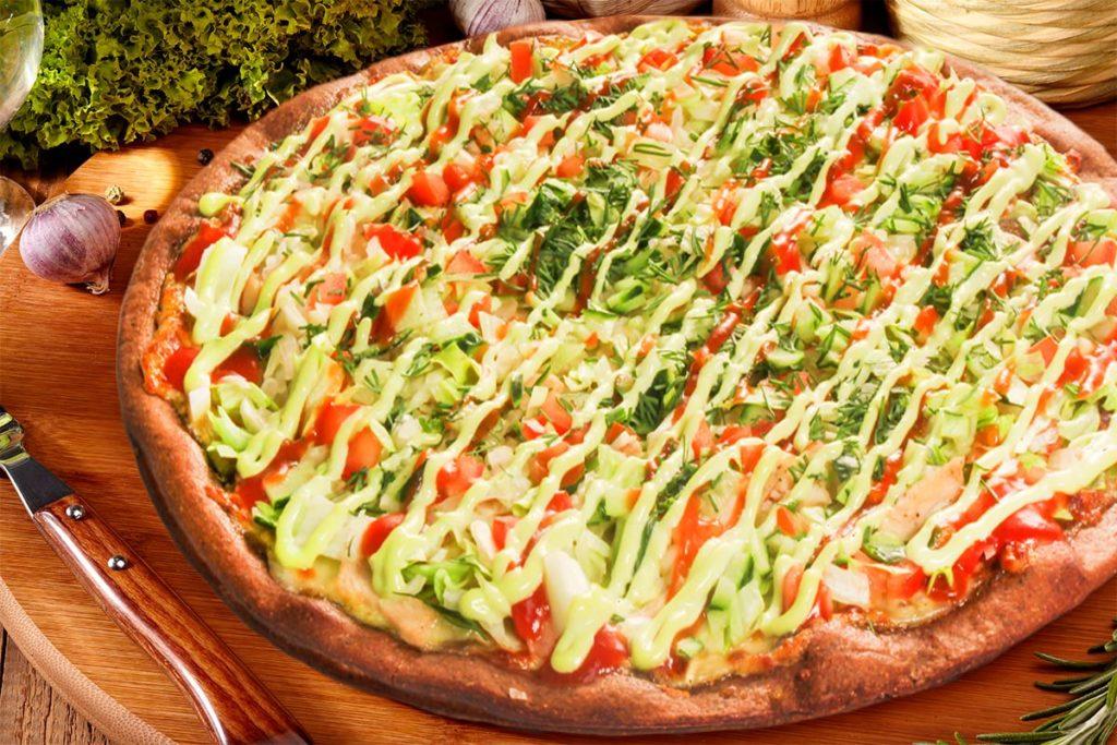 Мини-пиццерия с доставкой