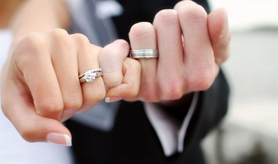 Свадебные приметы кольца