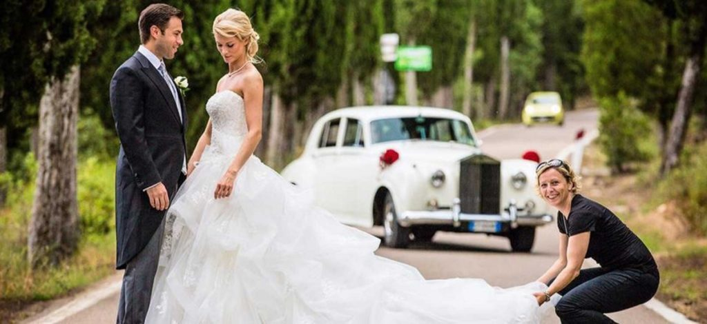 Этапы организации свадьбы
