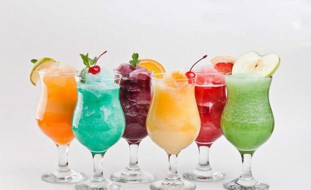 Приготовление безалкогольных соков