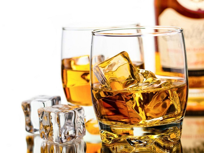 правильно пить виски