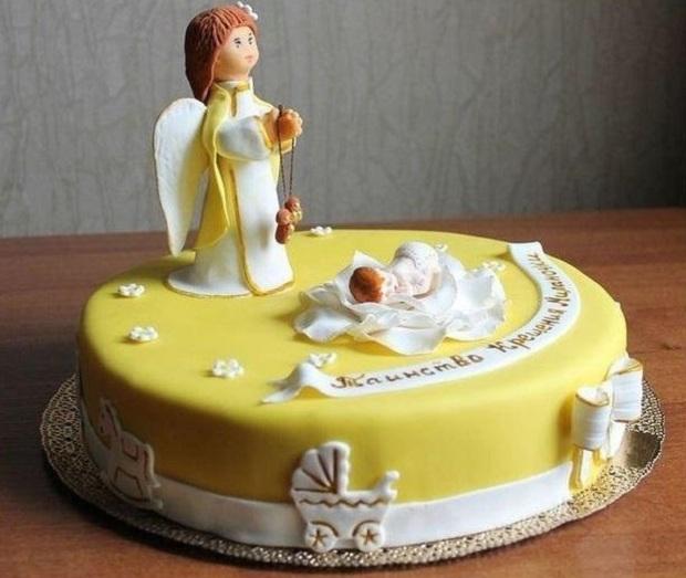 Готовим мастику и украшаем ею праздничный торт