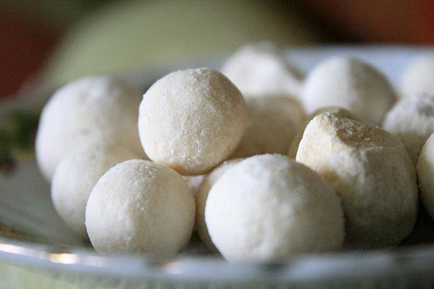 Повышающие иммунитет конфетки с медом и кокосом