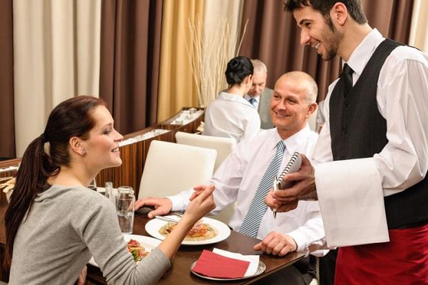 При индивидуальном заказе блюд обеда и ужина
