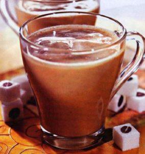 Пунш с шоколадом и коньяком