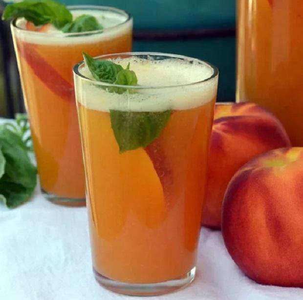 Персиковый рецепт
