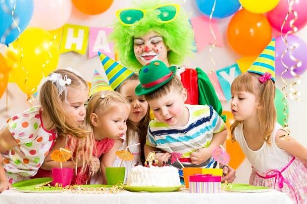 Как и где организовать яркий и весёлый праздник для детей 5-8 лет