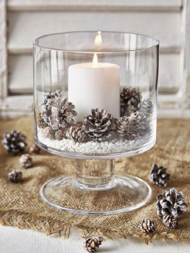 Необычные восковые свечи