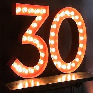 Что подарить подруге на день рождения 30 лет