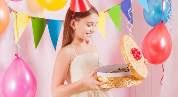 Что подарить дочке на 10 лет