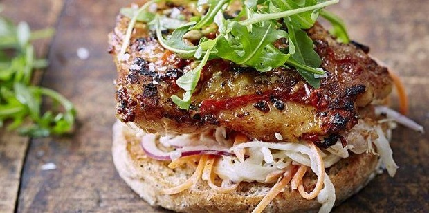 Бутерброд от Джейми Оливера