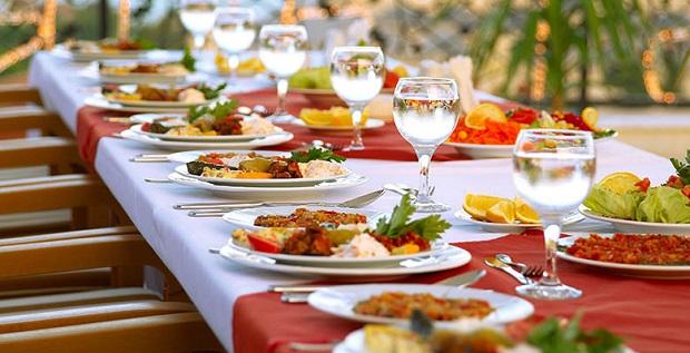 холодные закуски на праздничный стол