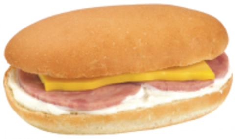 Батон с колбасой, или Мега бутерброд