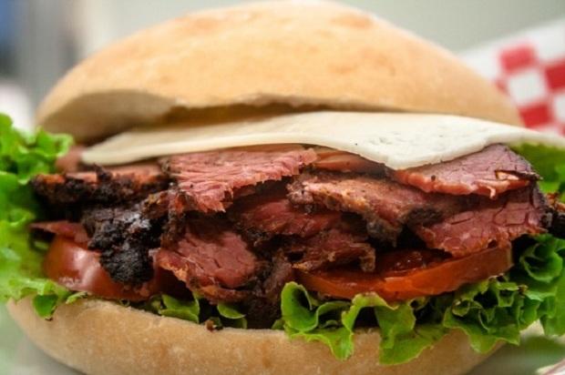 Бутерброды со стейками