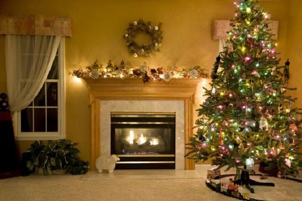 В Рождественскую ночь
