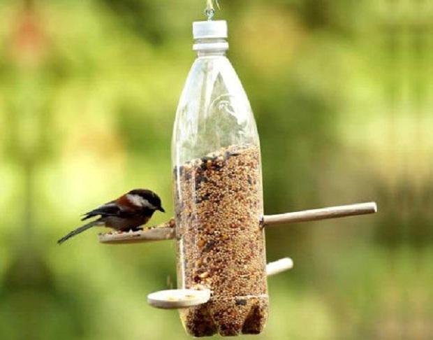 Кормушки или поилки для птиц